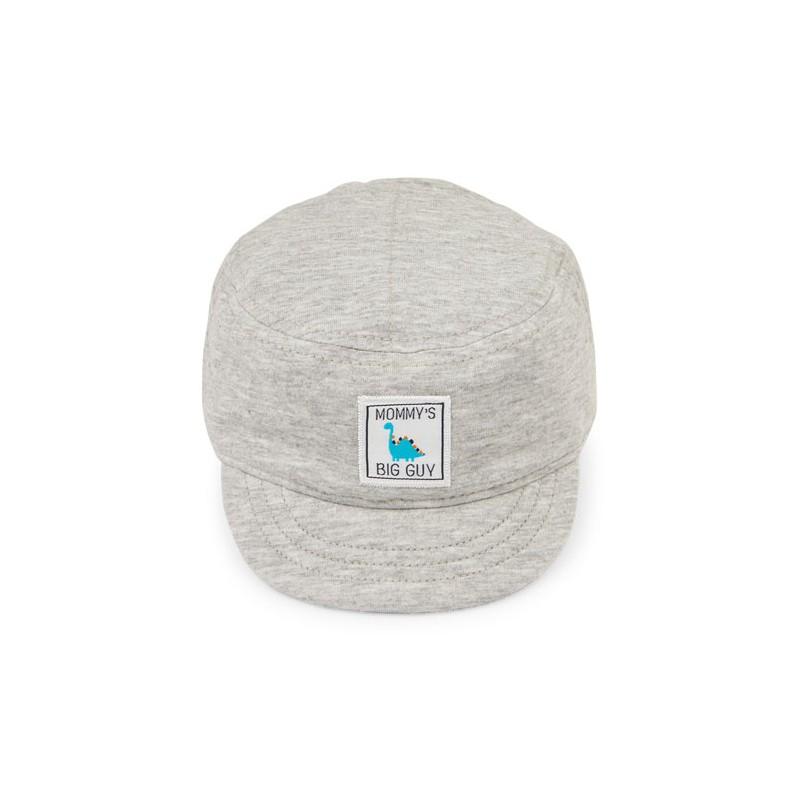 2dc37bdf95885 Una gorra de algodón supersoft para mantener la cabeza de tu bebé fresca de  la marca The Children s Place