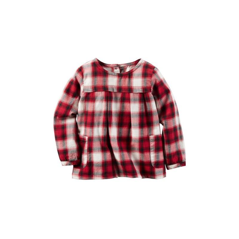f95bf0f8e Ropa Carter's Perú Blusa infantil rojo algodón niñas 3 años pekeyo.pe