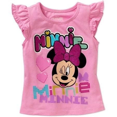 Disney Minnie Mouse polo sin mangas para niñas de 5 años